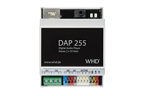 WHD Digital Audio Player DAP255 Ausstellungsware
