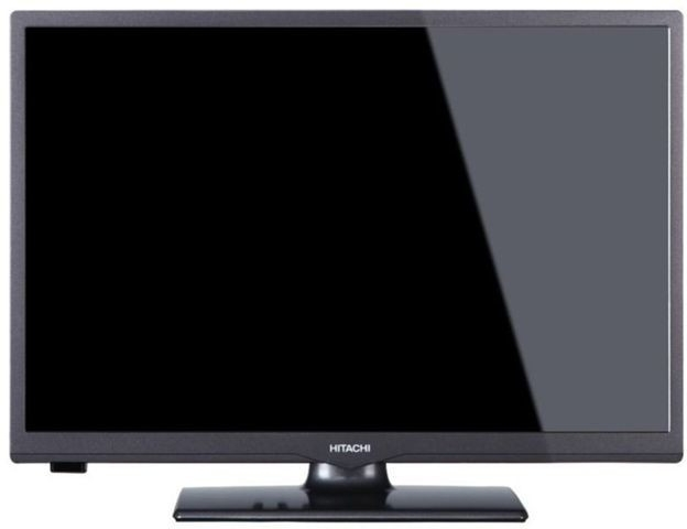 Hitachi 24HE2710-FTR LCD-TV mit LED-Technik 24\...