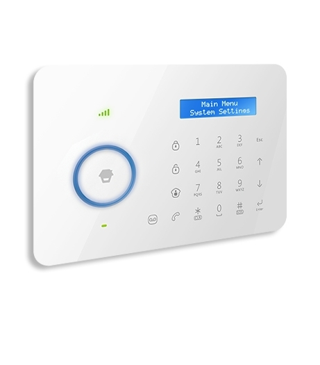 Chuango CG-B11 GSM/PSTN Dual Networks Touch Ala...
