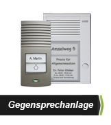 Gegensprechanlage