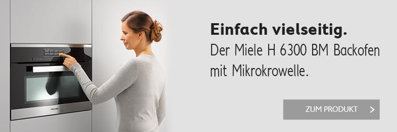 Miele Backöfen