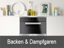 Backen & Dampfgaren