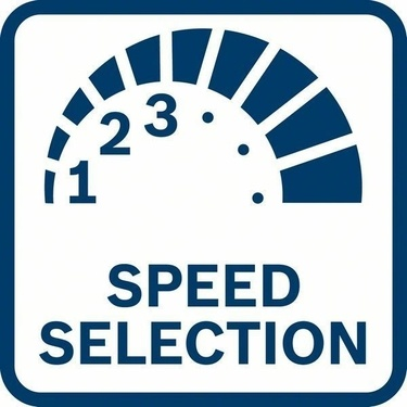Speed Selection